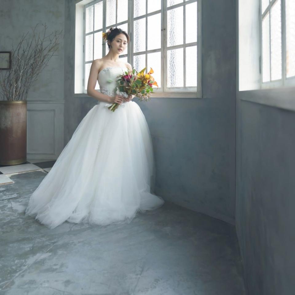 結婚式はせず、写真撮影だけにする方向け ブライダル写真映えデザイン